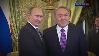 Казахские девушки Назарбаева