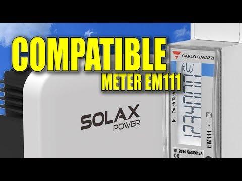 SolaX Power - AC Force Charge Tutorial - смотреть онлайн на