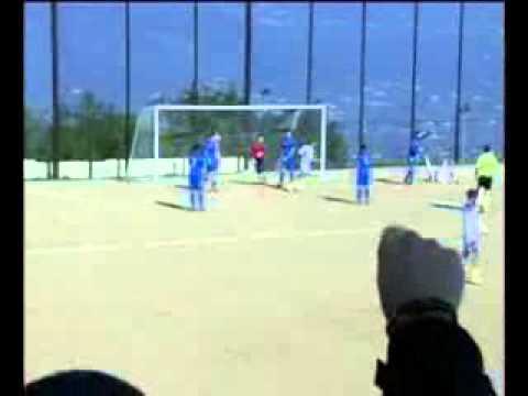 immagine di anteprima del video: Eccellenza: M.S.G. Campano vs Podgora Calcio 1950