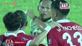 Arema Cronus Vs Persija Jakarta 10 Highlights TSC 19 Juni 2016