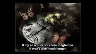 Il Est Trop Tard   Georges Moustaki   French And English Subtitles.mp4