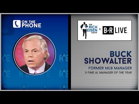 Buck Showalter Talks MLB All-Star Game, Yankees & More w/Rich Eisen | Full Interview | 7/10/19
