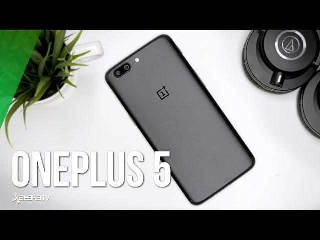 Análisis OnePlus 5