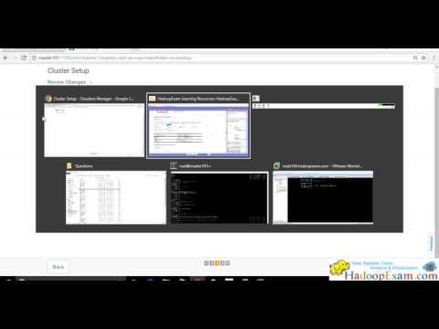 CCA131 : Hadoop Admin Certification Problem Scenario 8 - YouTube