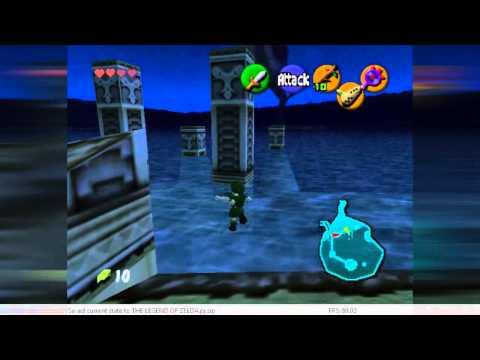 Zelda Ocarina Of Time Chaos Edition ROM Hack - Part 8 BROKEN BOTTLE