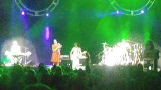 Dresden Dolls & PWR BttM  Black Jeep Cherokee  Harborlights 8 26 16