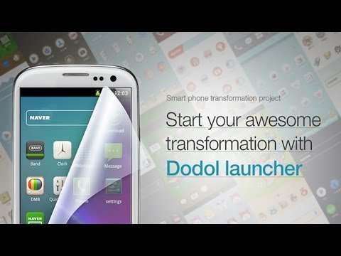 Dodol Launcher for Android! – A Great Launcher for Theme Customization
