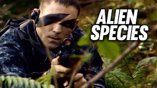 Alien Species - Predator Attack (ACTION | ganze Horrorfilme in voller Länge auf Deutsch anschauen)