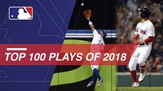 Check out the top 100 plays from 2018