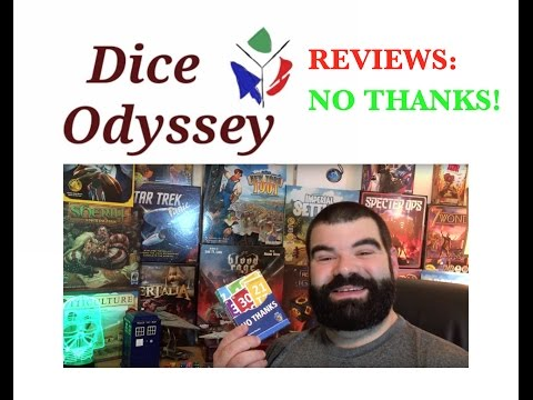 Review by the Dice Odyssey.