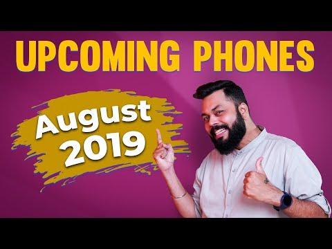 Top 10 Best Upcoming Mobile Phones in August 2019 ⚡⚡⚡