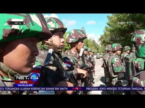 Baku Tembak di Papua Kembali Terjadi, 2 Anggota TNI Tertembak   NET24