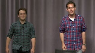 Kevin Systrom, Mike Krieger - Instagram Founders