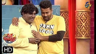 Fasak Shashi  Performance | Extra Jabardasth | 29th March 2019 | ETV Telugu