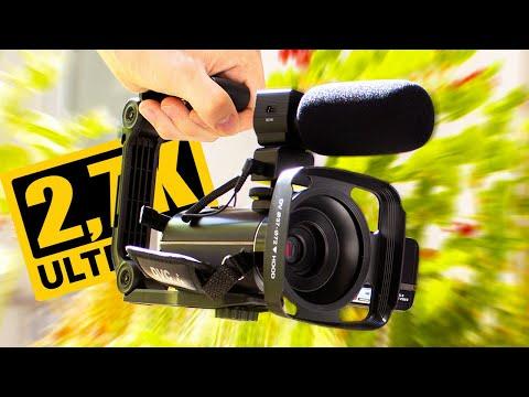 J'ai acheté cette caméra 100€ (2,7K Ultra HD)
