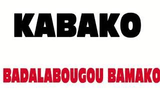 KABAKO BADALABOUGOU INFO RADIO JEKAFO KAYES 24 ABO