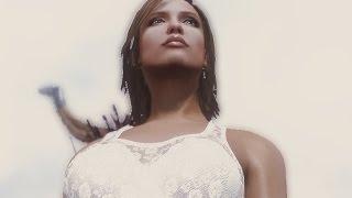 Jessica Alba in Skyrim - знаменитость Джессика Альба теперь в Скайриме