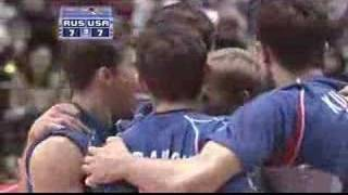 FIVB 08 Russia vs USA Part 7