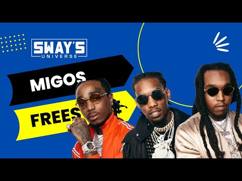 MIGOS Freestyle on Sway In The Morning | Sway's Universe