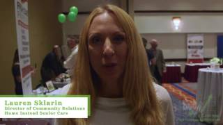 Lauren Sklarin - Director of Community Relations - Home Instead Senior Care