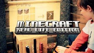 Minecraft Real Life Edition - VFX Short Film (EP 1)