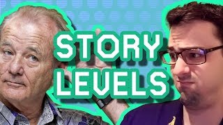 Mario Maker - Lanky Love, Carl Goes to SPACE, & More Mario Adventures | Story Level Contest #1