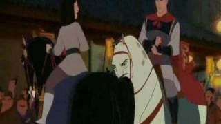 Mulan & Shang - True To Your Heart