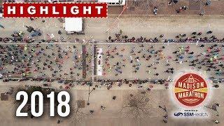 Highlights from the 2018 Madison Marathon