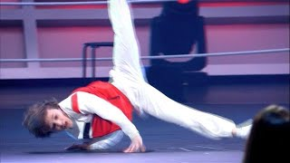 BBoy Lorenzo - Breakdance - TIME TO DANCE
