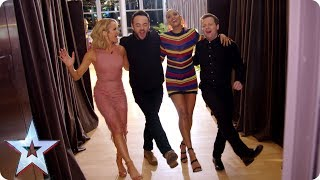 Preview: Ant & Dec and the Judges have had the time of their lives | Britain's Got Talent 2017