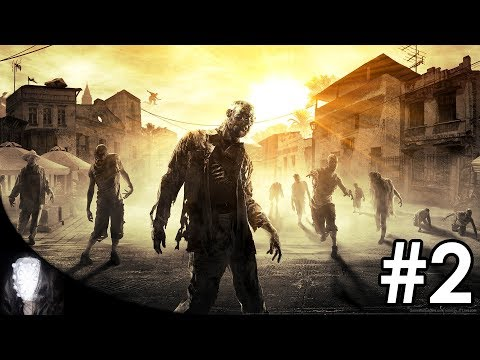 Dying Light - 2 / XmatuliX / Jsem král posilovny ! (but not really lol)