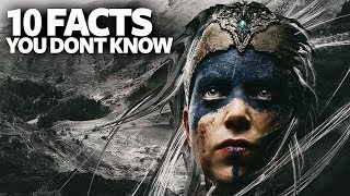10 Things You Should Know About Hellblade Senua