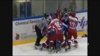 AllHockey.Ru: Евгений Тимкин vs финнов