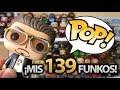 ¡MIS 139 FUNKO POP!