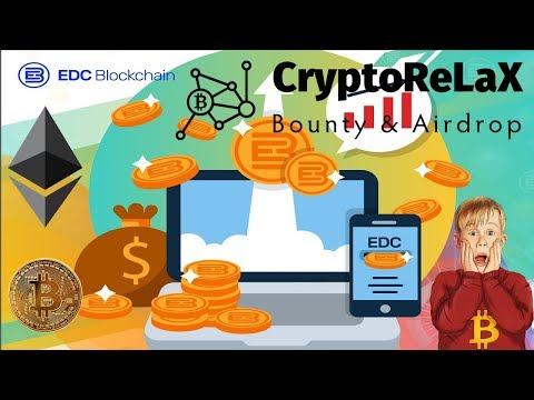 EDC Blockchain presentation | Earning EDC using a social network page