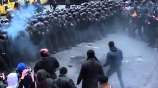 La face cachée des militants pro-Union Européenne en Ukraine