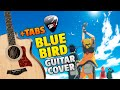 NARUTO Opening - Blue Bird (fingerstyle guitar cover with tabs)