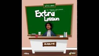 Alkaline – Extra Lesson (Official Audio)