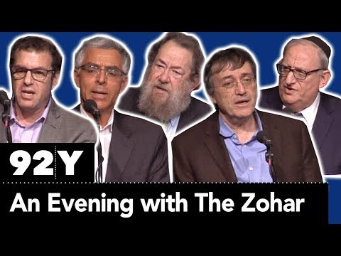 An Evening with The Zohar