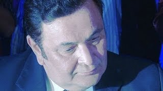 Rishi Kapoor in Student of the Year