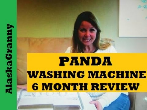 Panda Compact Washing Machine Review After 6 Months
