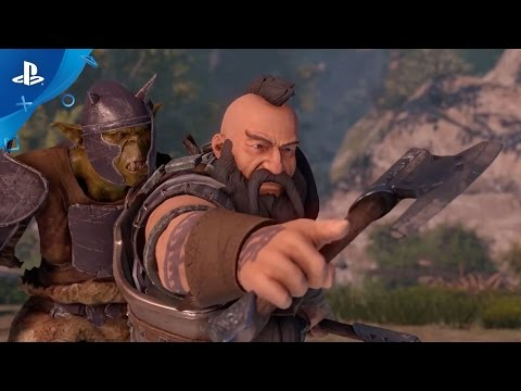 The Dwarves - Gameplay Trailer | PS4