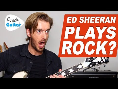 BLOW - Ed Sheeran RIFFS + SOLO // Bruno Mars Chris Stapleton Guitar Tutorial - how to play