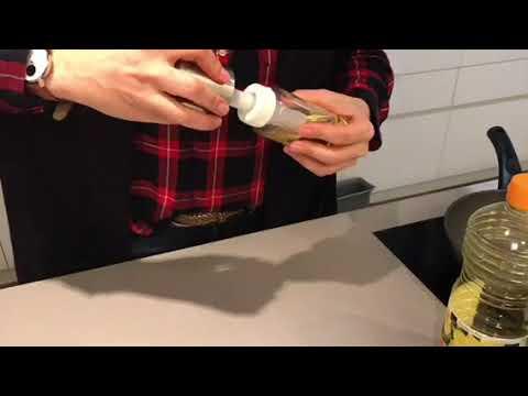 "Öl-Zerstäuber ""Gourmet"""