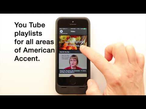 American Accent Training App: Take Speech Modification on the go ...