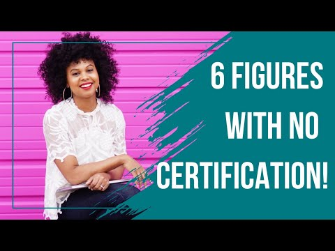 How to become a 6 figure life coach WITHOUT certification - YouTube