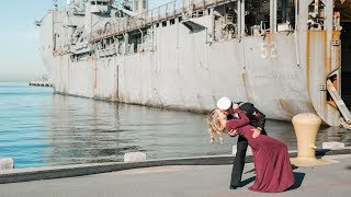 Emotional Military Deployment Homecoming