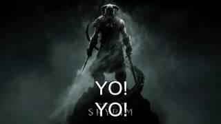 Bad Lyrics Skyrim Theme Dovahkiin Dragonborn song Misheard lyrics
