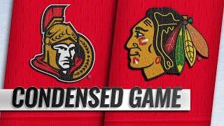 02/18/19 Condensed Game: Senators @ Blackhawks