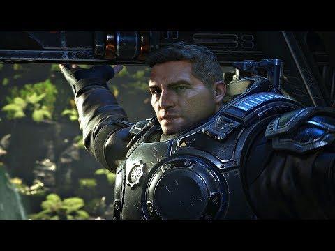 GEARS 5 - Full Game Walkthrough (Gears of War 5 2019)